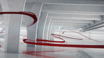CITROEN – Motorshow 360° screen