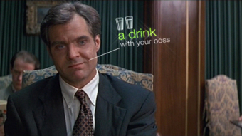 HEINEKEN – Drink with your boss